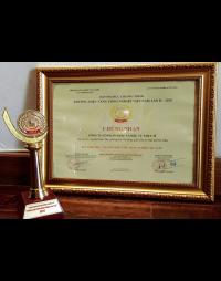 Thương hiệu vàng công nghiệp Việt nam 2015